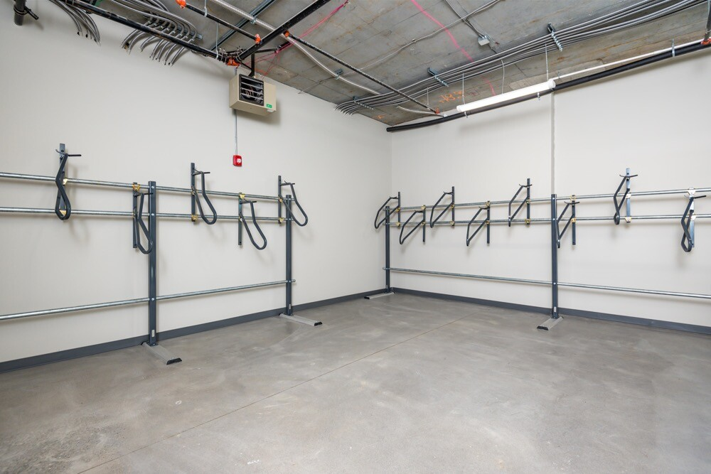 459 Rockwood Apartments - Bike Room Storage